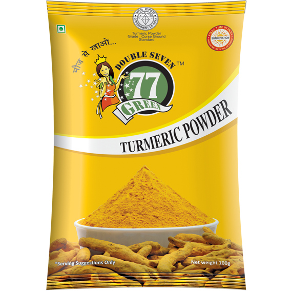 77Green Turmeric Powder